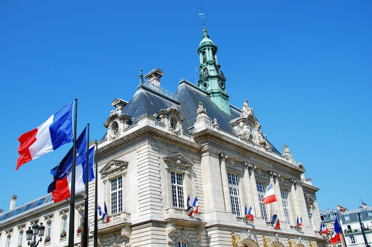 Villes Endettees France