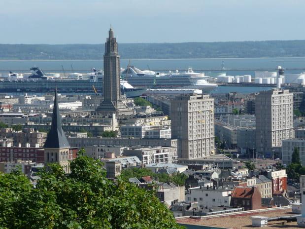 2e : Le Havre (Seine-Maritime), 1 619 euros le mètre carré