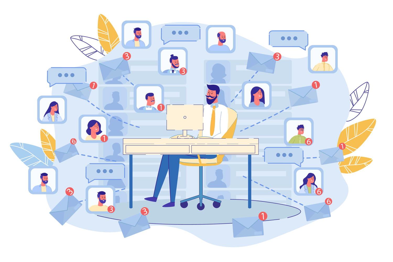 Ces entreprises qui entretiennent des réseaux d'anciens salariés