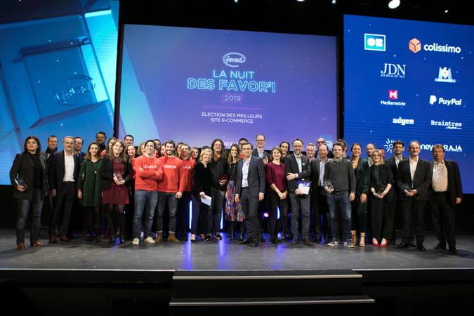 Favor'i 2018: qui sont les champions du e-commerce cette année?