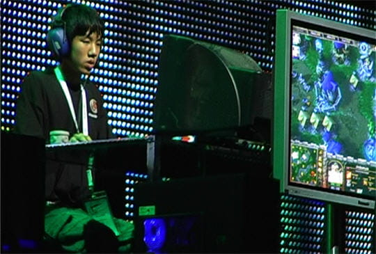Le Mondial du gaming 2008 : le jeu vidéo en fête