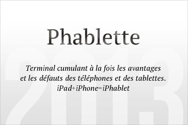 Phablette