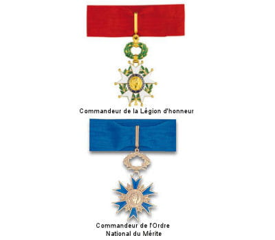 pierre bellon a été fait commandeur de la légion d'honneur en 2006.
