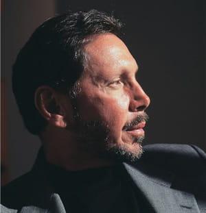 larry ellison est pdg d'oracle, qu'il a fondé en 1977.