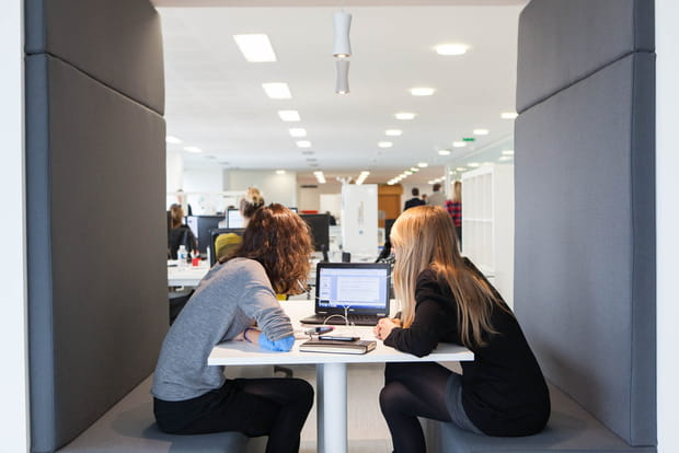 De petits et grands espaces de réunion