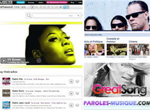 top 5 des sites de musique.