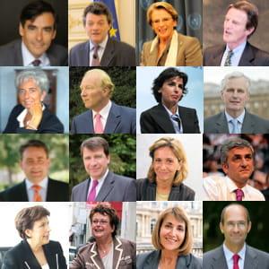les ministres.