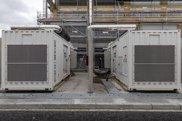 Délester le réseau électrique en période de forte consommation