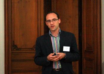 julien platel, co-fondateur de bozea