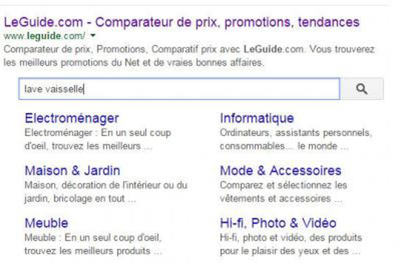 Search Box : Google, mis en demeure, fait marche arrière