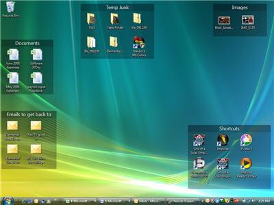 copie d'écran du logiciel proposée par le site de stardock