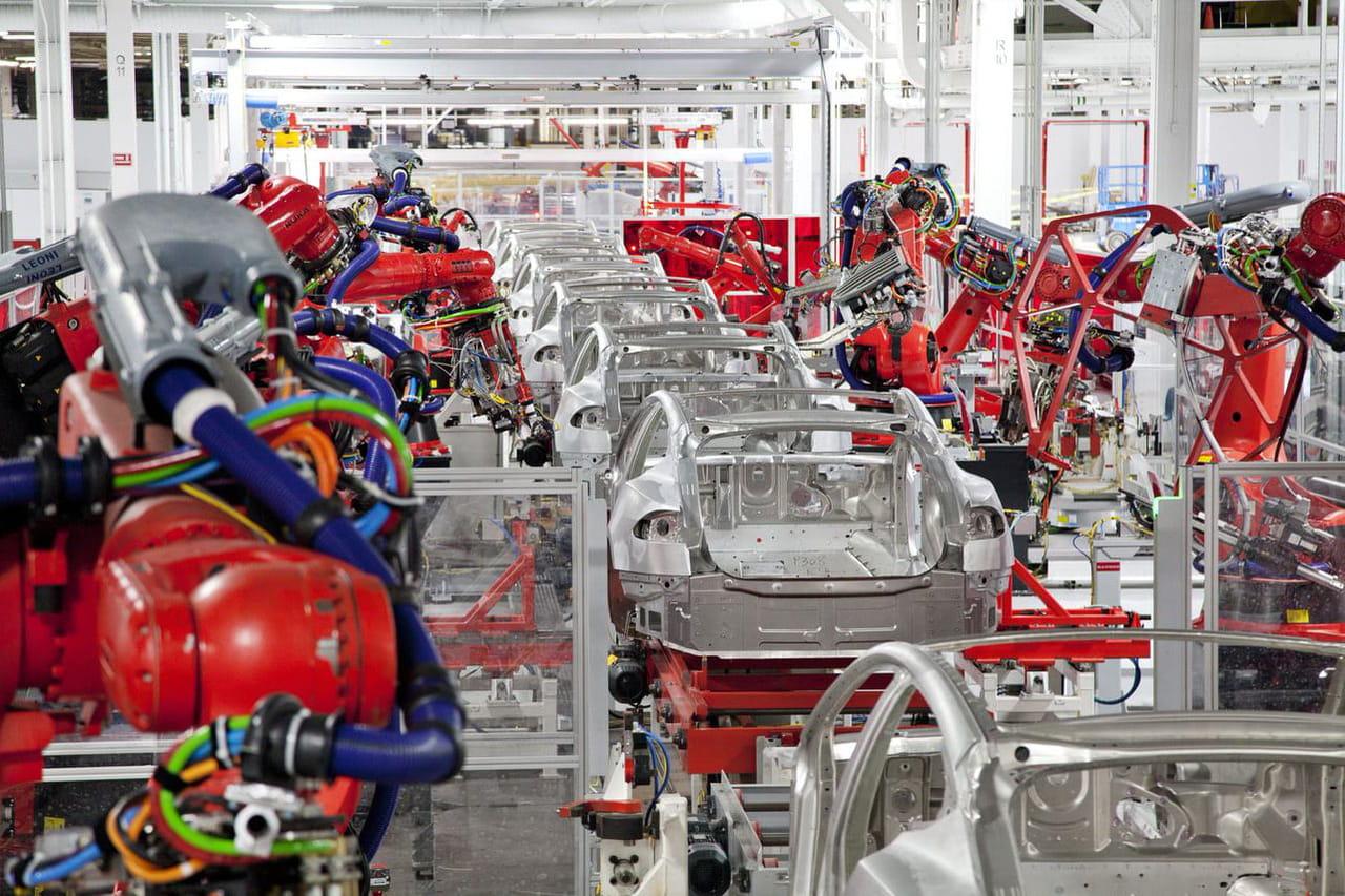 Tesla: les capacités de production bientôt dopées