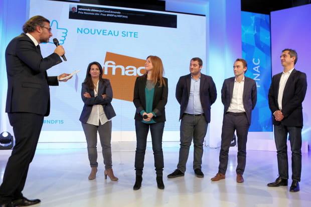 Favor'i Nouveau site : Fnac.com