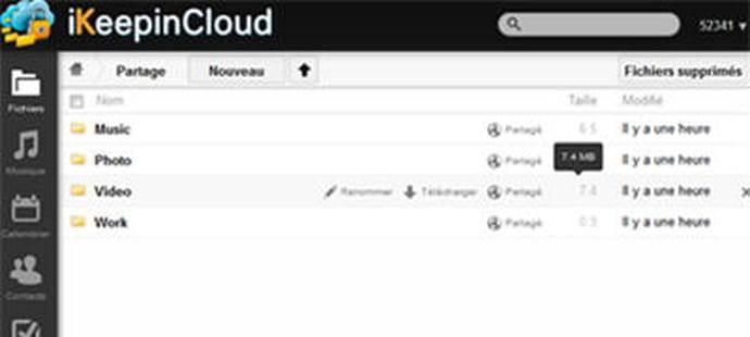Ikoula: une offre de stockage cloud à moins de 5euros