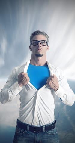pensez aux succès professionnels que vous voulez mettre en avant.