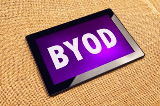 Un tiers des entreprises françaises s'oriente vers le BYOD
