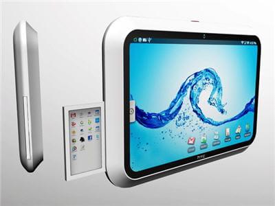 un écran oled rétractable sur le côté, avec des fonctions programmables