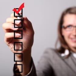 listez les tâches à réaliser à votre retour.