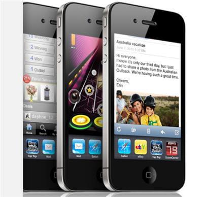 avec l'iphone 4, l'appareil devient multi-tâches