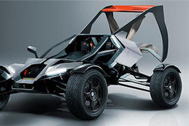 Skycar buggy