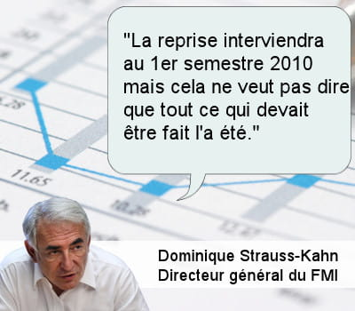 dominique strauss-kahn, directeur général du fmi.