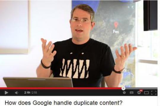SEO: Google ne considère pas tout le contenu dupliqué comme du spam