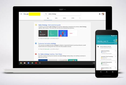 Springboard : Google coiffe les Google Apps... d'un moteur de recherche