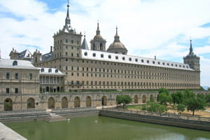 el escorial, près de madrid.