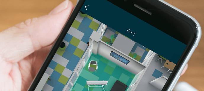 Renault reconstruit ses espaces de travail grâce à l'IoT