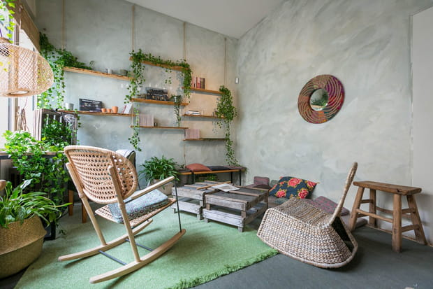 L'atelier de Kanako Kuno