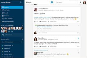 Azendoo: tout savoir sur la messagerie d'équipe de gestion de projet