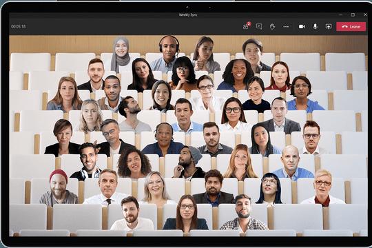 Microsoft Teams met le cap sur l'IA pour imposer sa marque face à Zoom