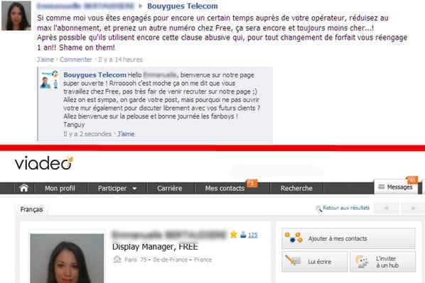 Free Bouygues troll