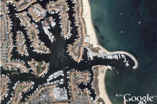 Cité lacustre de Port-Grimaud