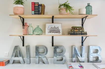 Reportage: poussez la porte du nouveau siège d'Airbnb à Paris