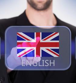 elargissez votre palette de langues.