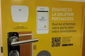 La Poste lance Postaccess, une serrure Bluetooth, RFID et Wifi