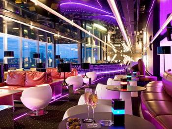 le bar-lounge du sofitel luxembourg, le grand ducal