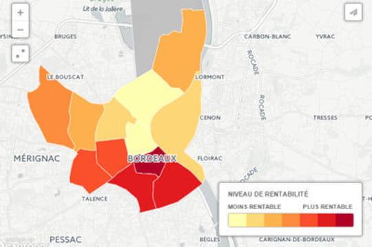 Investissement locatif : les quartiers les plus rentables, ville par ville