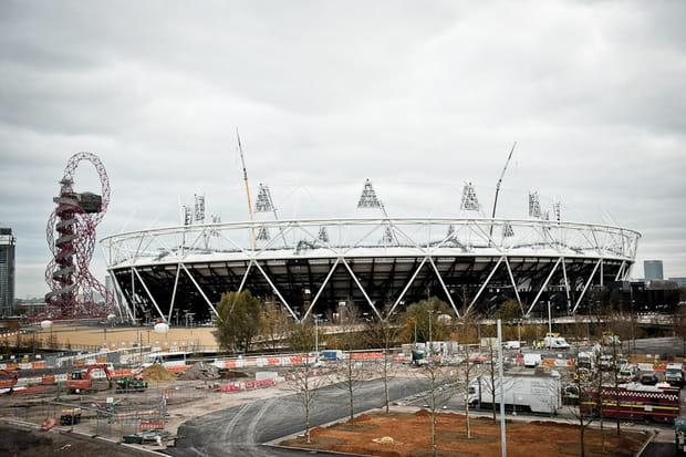 JO de Londres 2012 : stade olympique