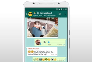 Que va faire Facebook de la data de Whatsapp?
