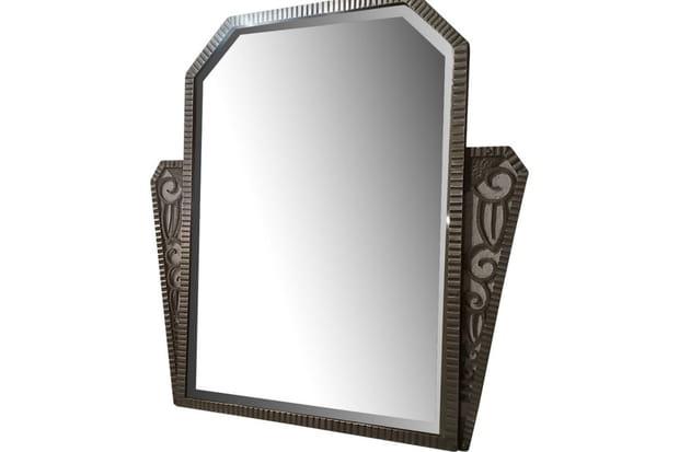 Miroir Art déco, un millier d'euros
