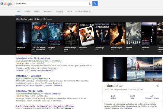 Etude SEO: comment Google ne se contente plus des dix liens bleus