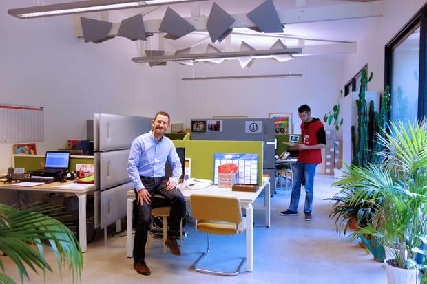 Un mentor issu de la communauté des e-commerçants de Roubaix