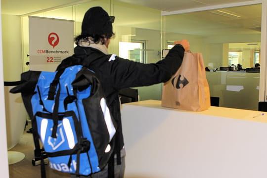 Info JDN: Carrefour lance sa riposte à Amazon Prime Now (et nous l'avons testée)