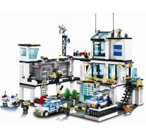 indémodable, la gamme lego city assure toujours l'essentiel des ventes.