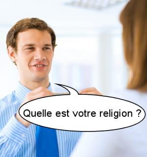 quelle est votre religion ?