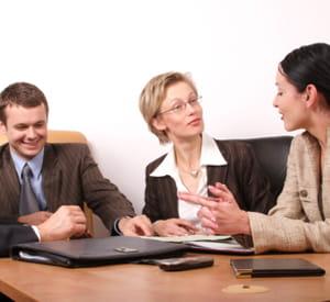 vous devrez faire en sorte d'optimiser l'interaction avec votre interlocuteur.