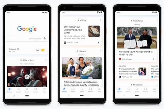 Médias et e-commerçants, optimisez vos chances d'apparaître dans Google Discover