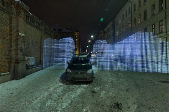 Light-painting wifi : l'analyse des réseaux